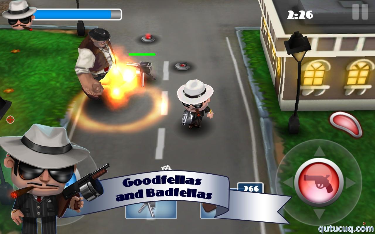 Mafia Rush ekran görüntüsü