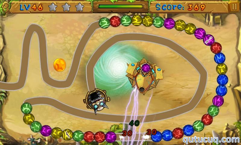 Marble Blast ekran görüntüsü
