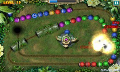 Marble Legend ekran görüntüsü