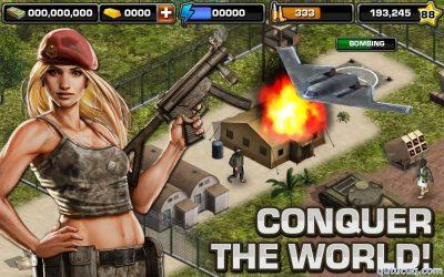 Modern War by GREE ekran görüntüsü