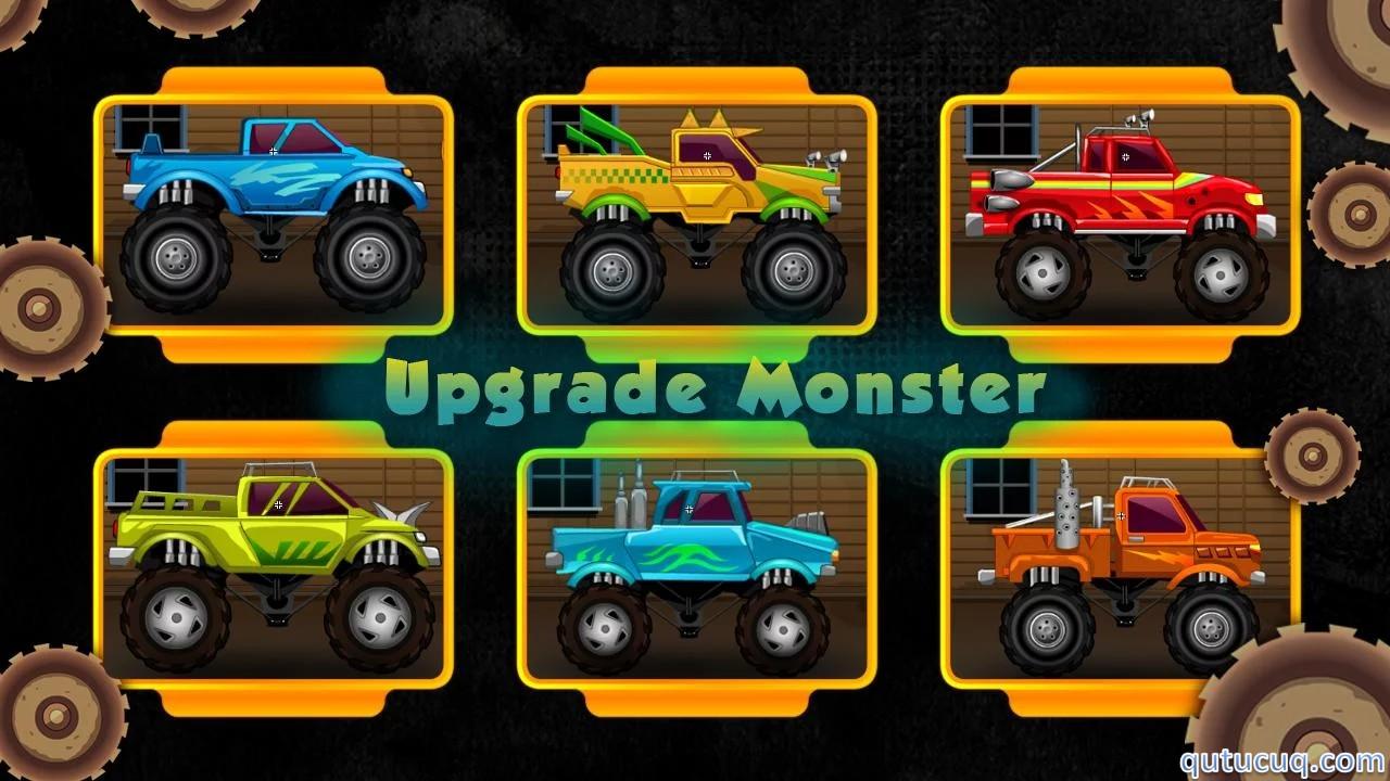 Monster Ride ekran görüntüsü