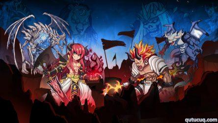 Monster Warlord ekran görüntüsü