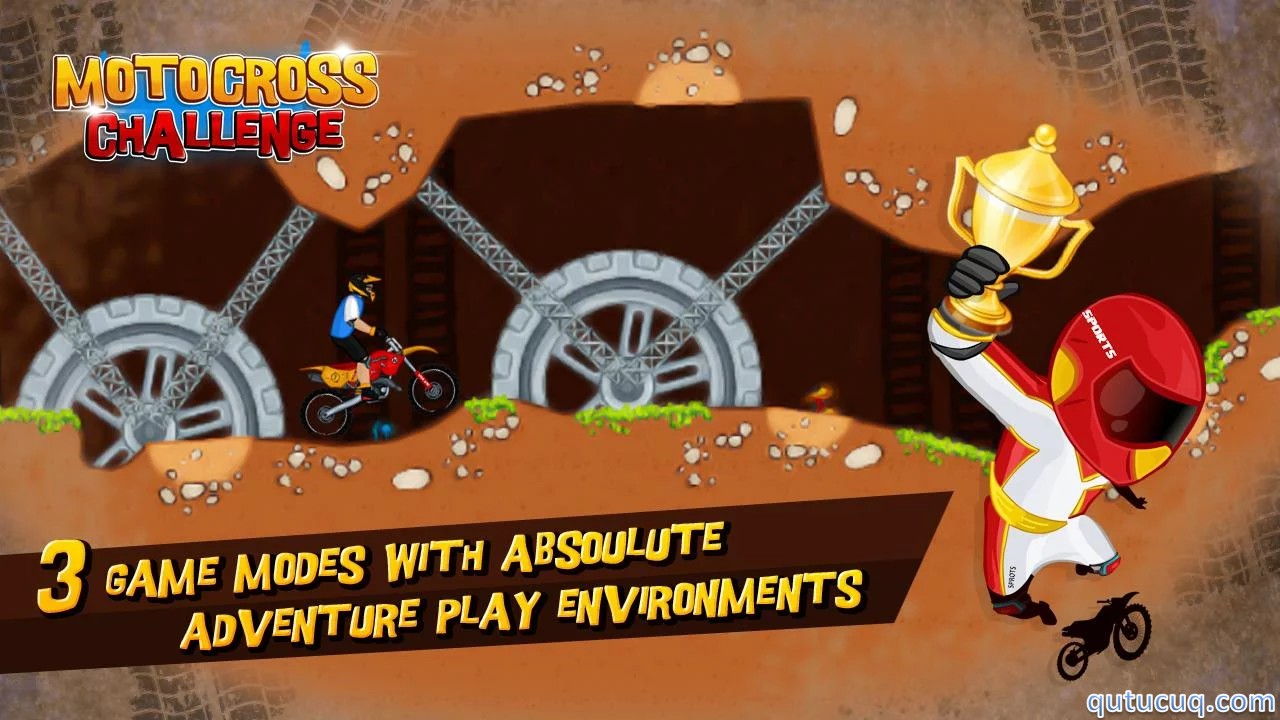 Motocross Challenge ekran görüntüsü