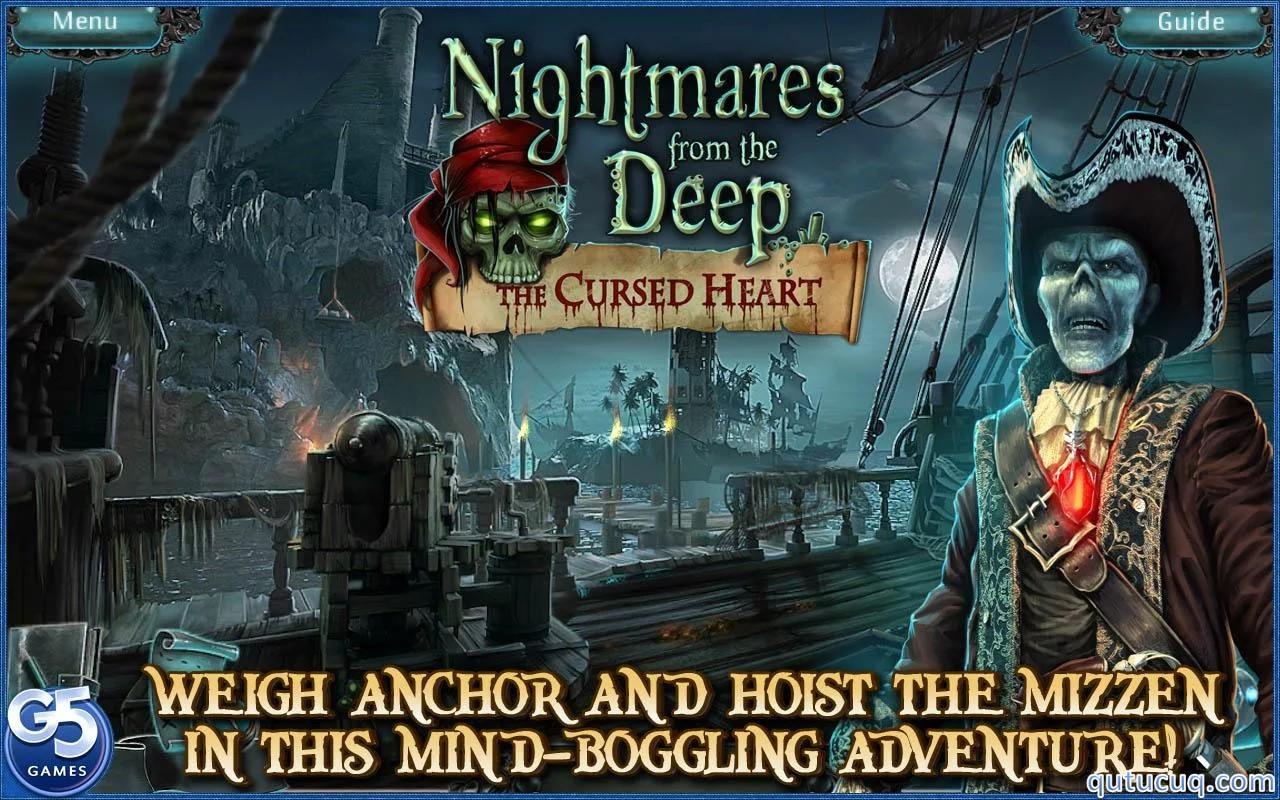 Nightmares from the Deep ekran görüntüsü