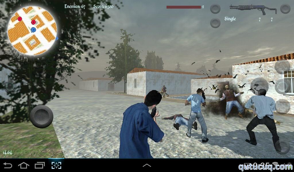 Occupation ekran görüntüsü