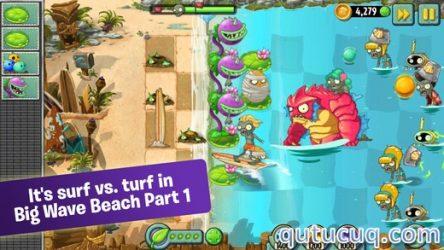 Plants vs. Zombies 2 ekran görüntüsü