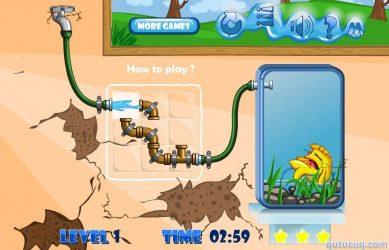Plumber Game ekran görüntüsü