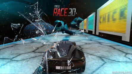 Rash Race 3D ekran görüntüsü