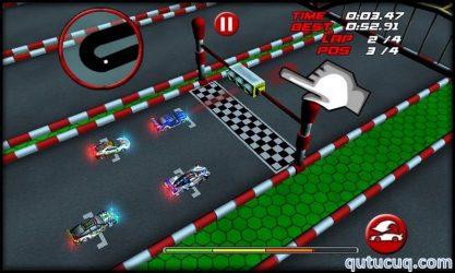 RC Mini Racing ekran görüntüsü