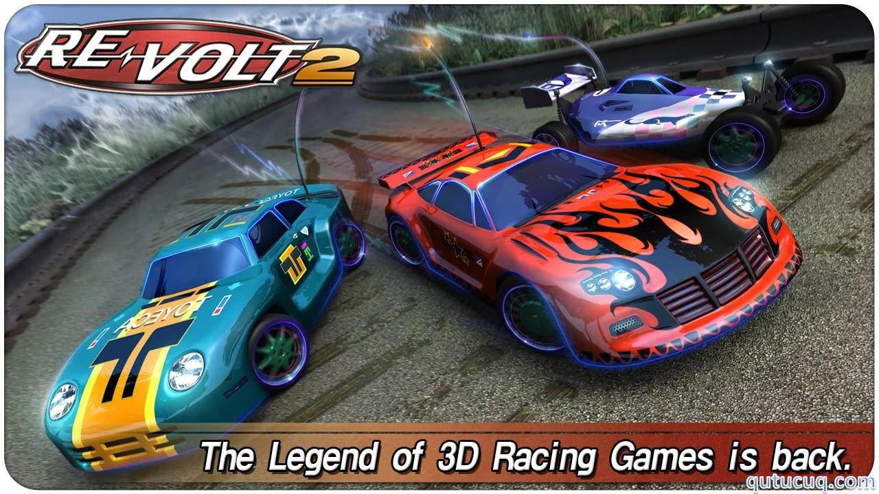 RE-VOLT 2 : Best RC 3D Racing ekran görüntüsü