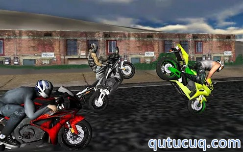 Race, Stunt, Fight ekran görüntüsü