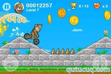 BMX Crazy Bike 2 ekran görüntüsü