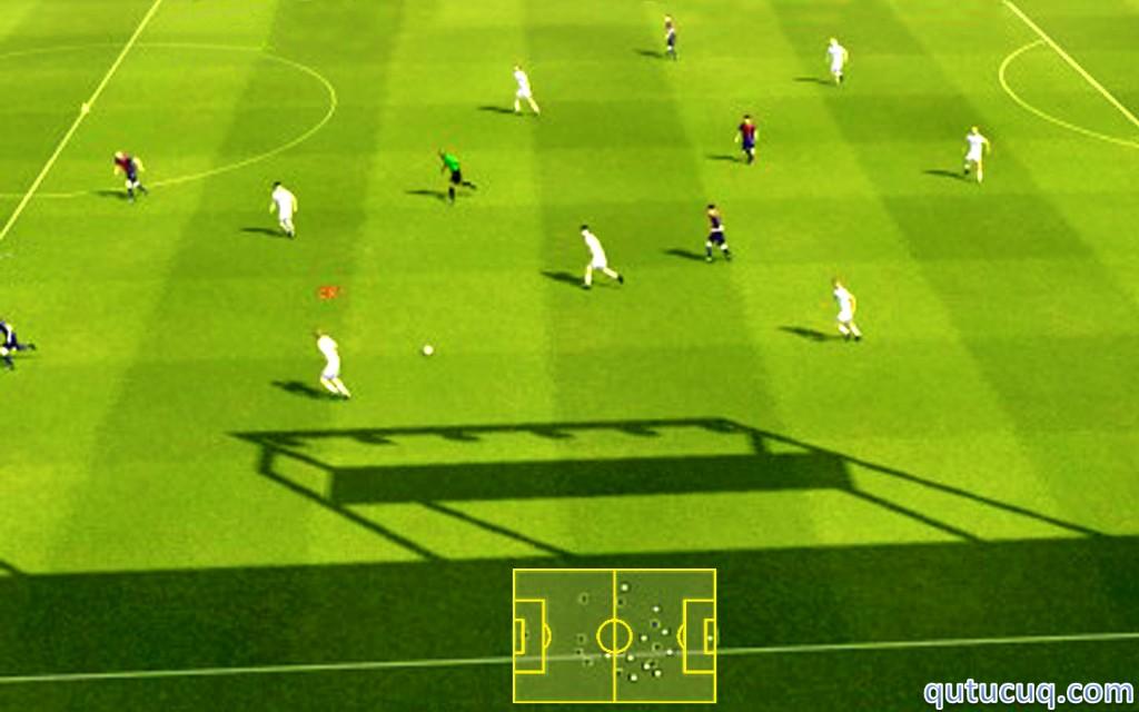 Real Football World Cup 2014 ekran görüntüsü