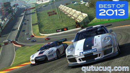 Real Racing 3 ekran görüntüsü