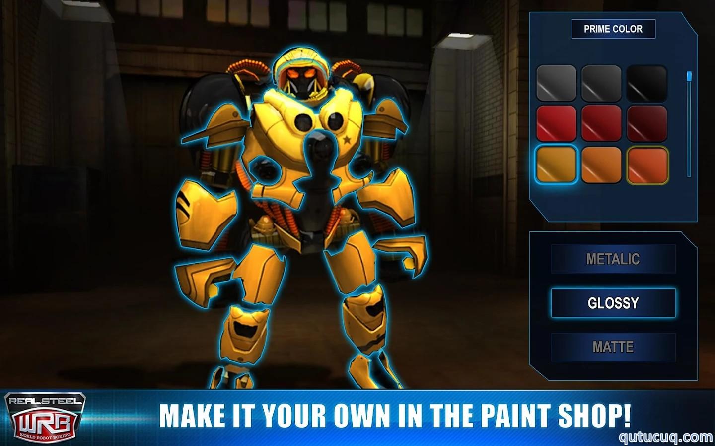Real Steel World Robot Boxing ekran görüntüsü