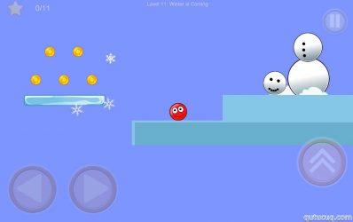 Red Ball ekran görüntüsü