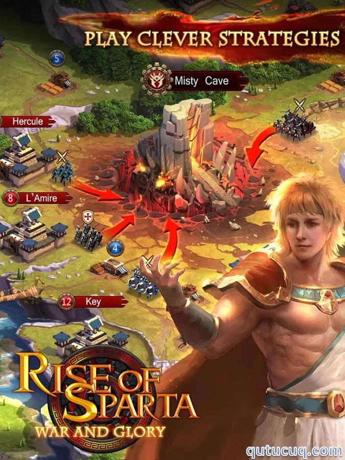 Rise of Sparta: War and Glory ekran görüntüsü