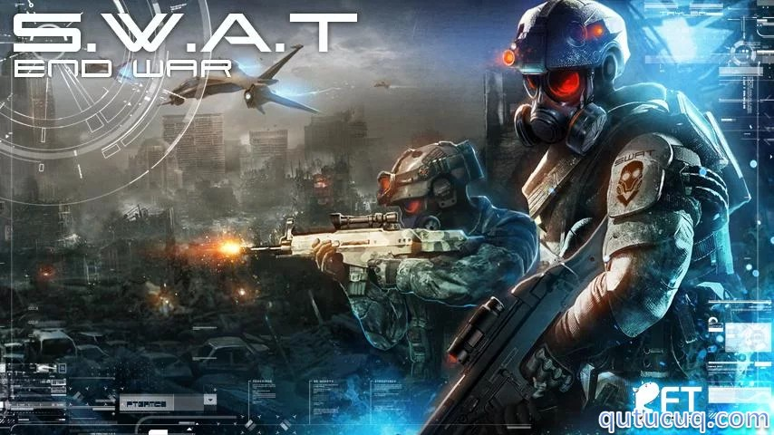 Скриншот в SWAT: End War