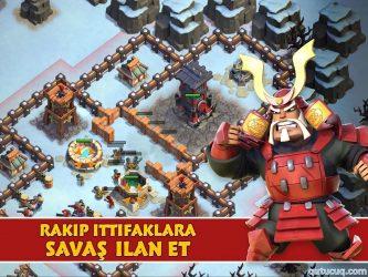 Samurai Siege: Alliance Wars ekran görüntüsü
