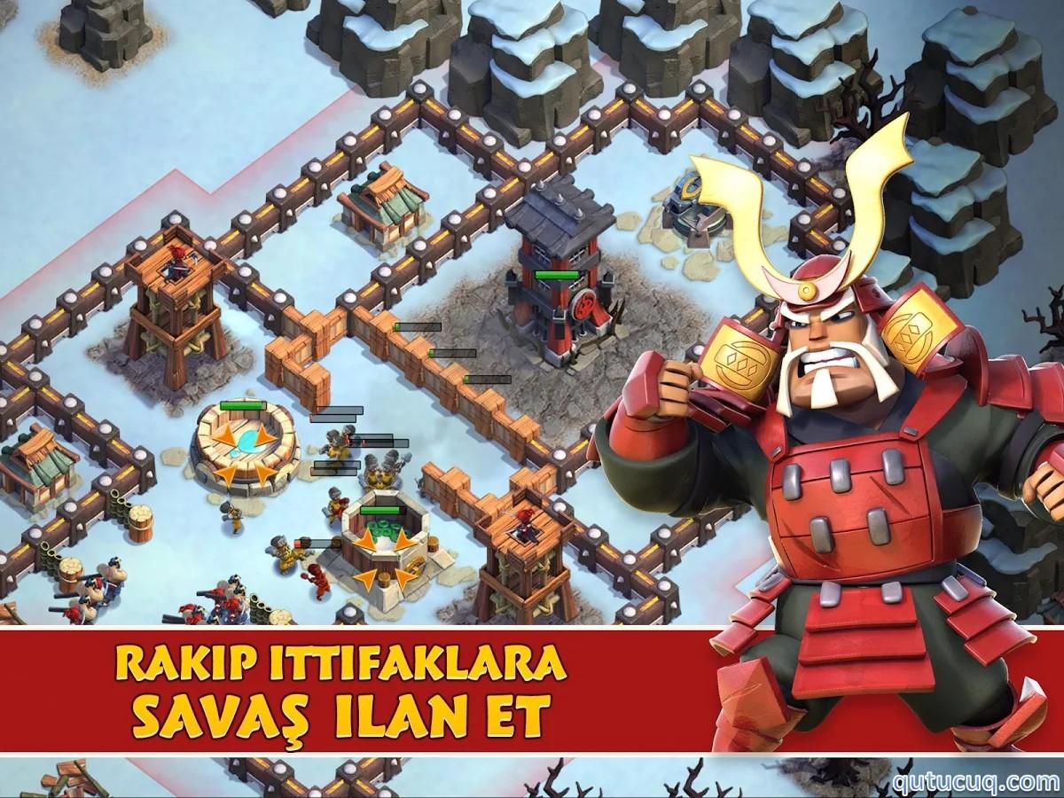 Samurai Siege ekran görüntüsü