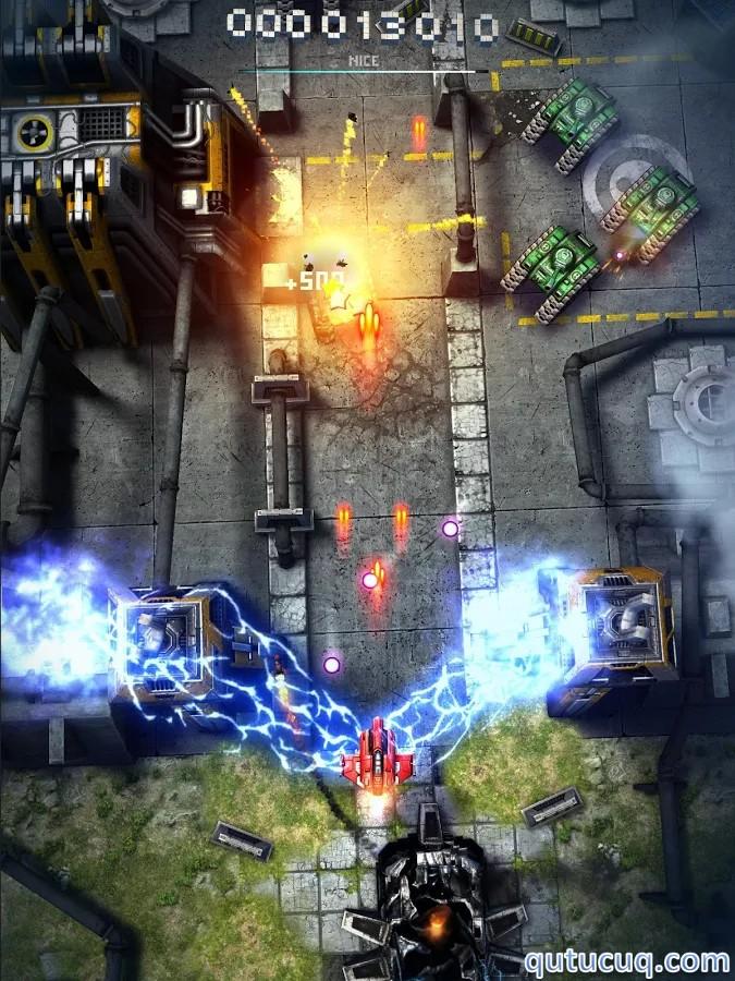 Sky Force ekran görüntüsü