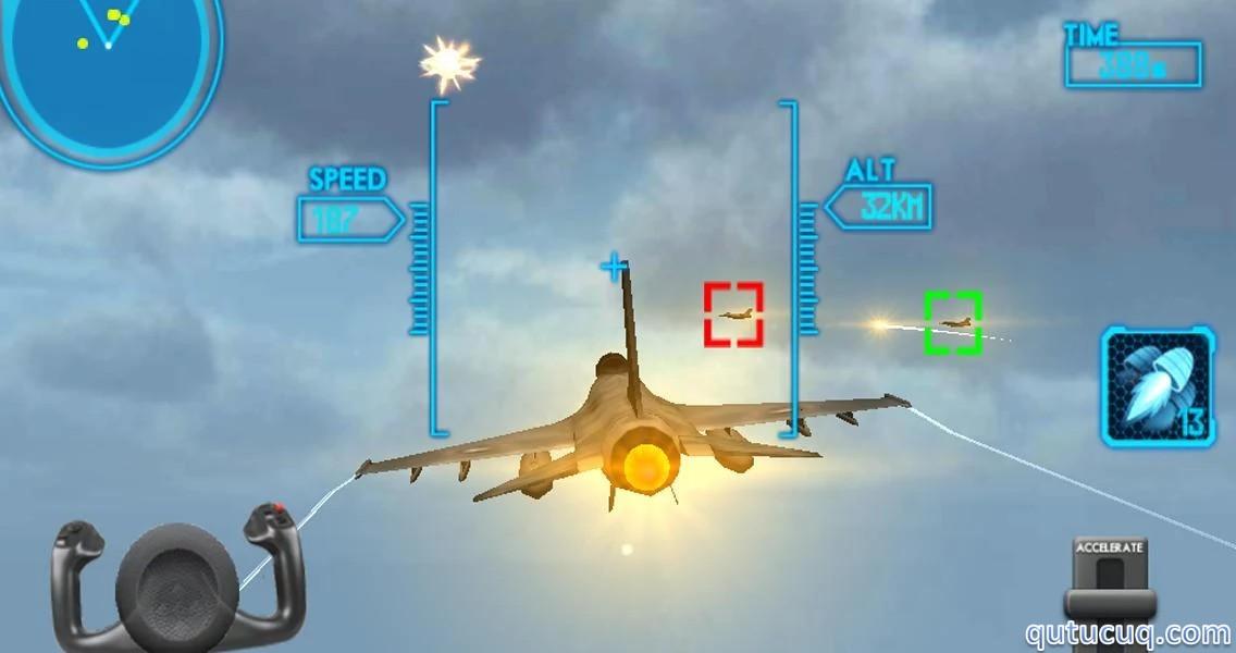 Скриншот в Sky Pilot 3D Strike Fighters