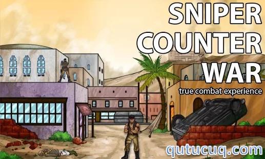 Sniper Counter War ekran görüntüsü