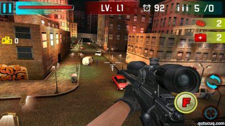 Sniper Shoot War 3D ekran görüntüsü