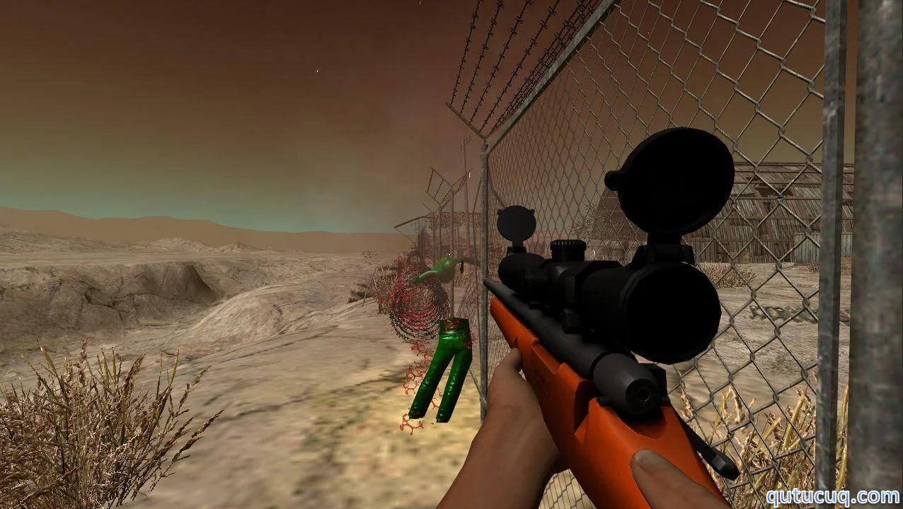 Sniper Strike 3D ekran görüntüsü