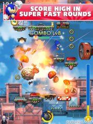 Sonic Jump Fever ekran görüntüsü