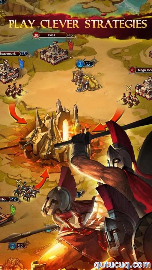 Spartan Wars: Empire of Honor ekran görüntüsü