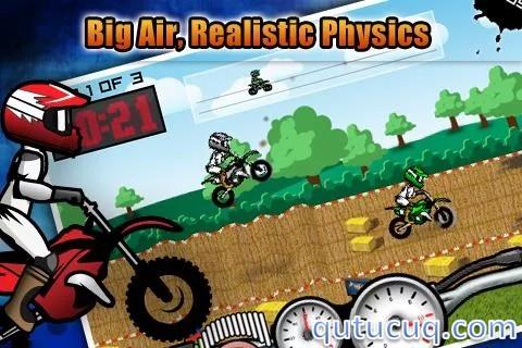 Speedy Biker Xtreme ekran görüntüsü