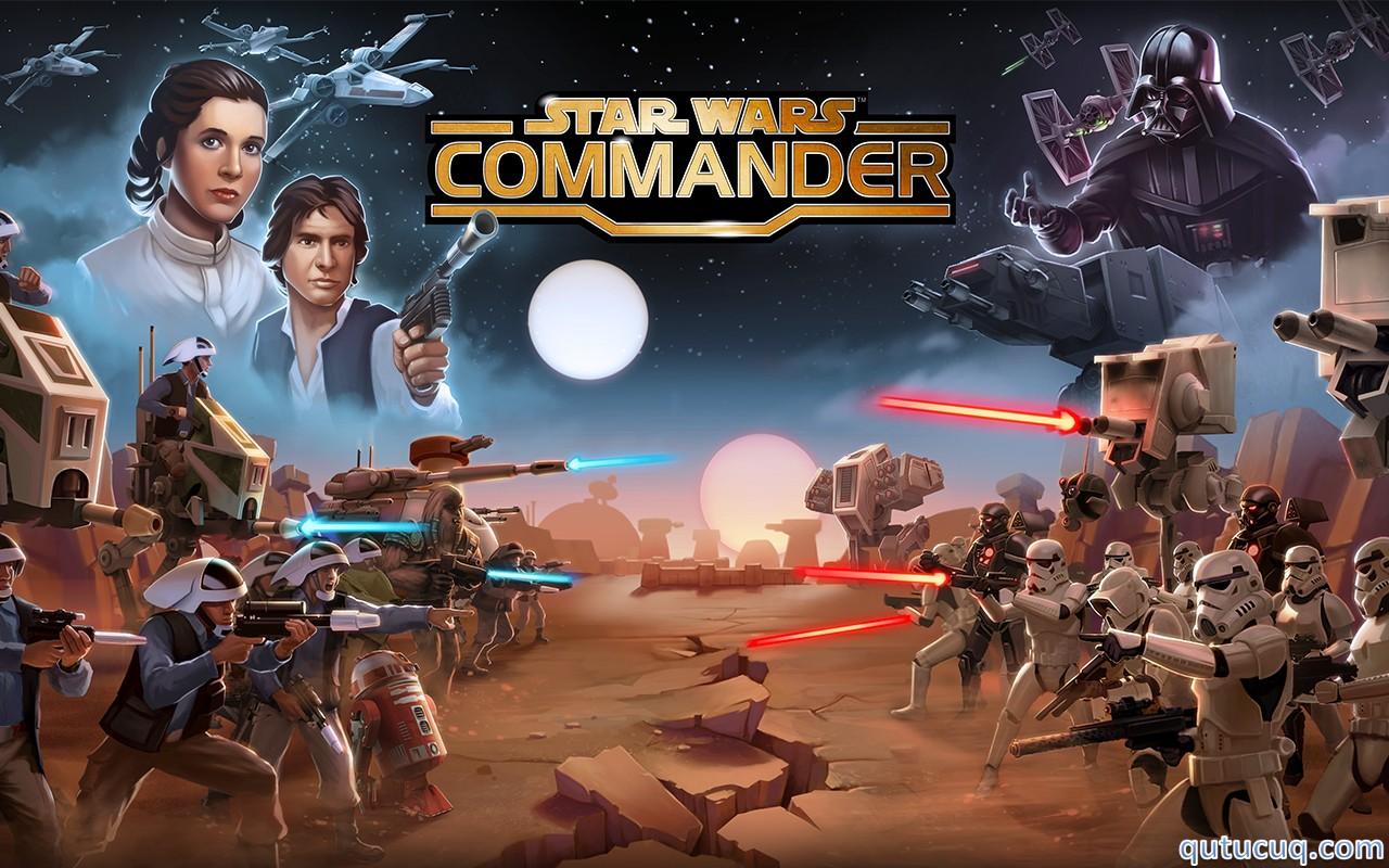Star Wars: Commander ekran görüntüsü