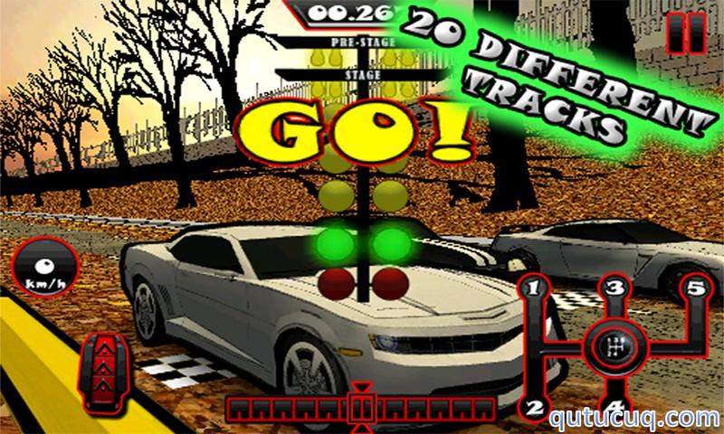 StreetDrag 3D ekran görüntüsü