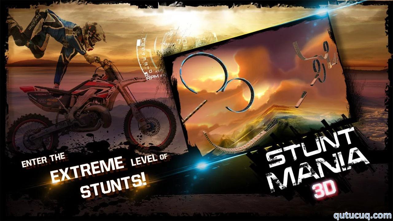 Stunt Mania 3D ekran görüntüsü