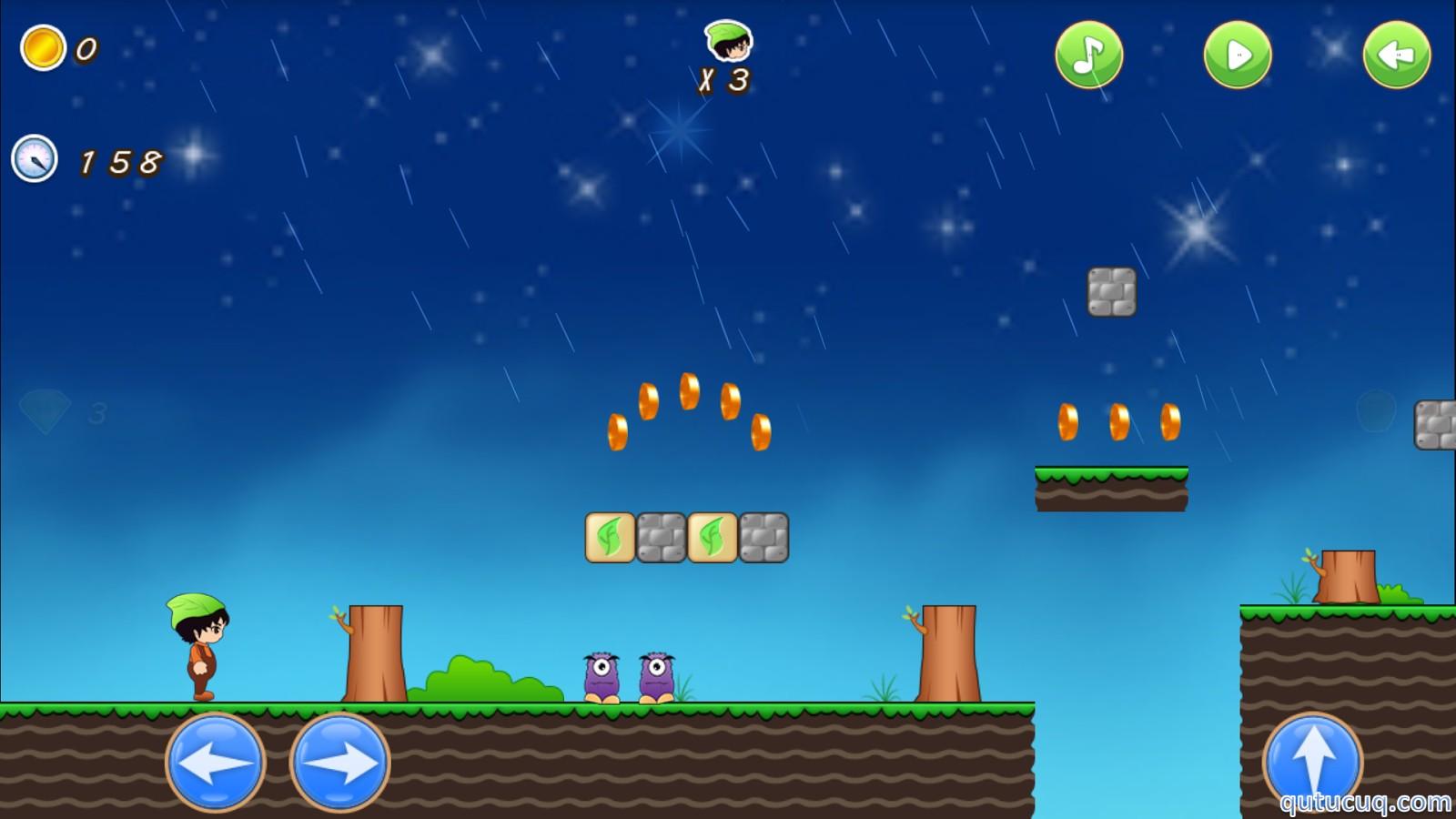 Super Adventurer ekran görüntüsü