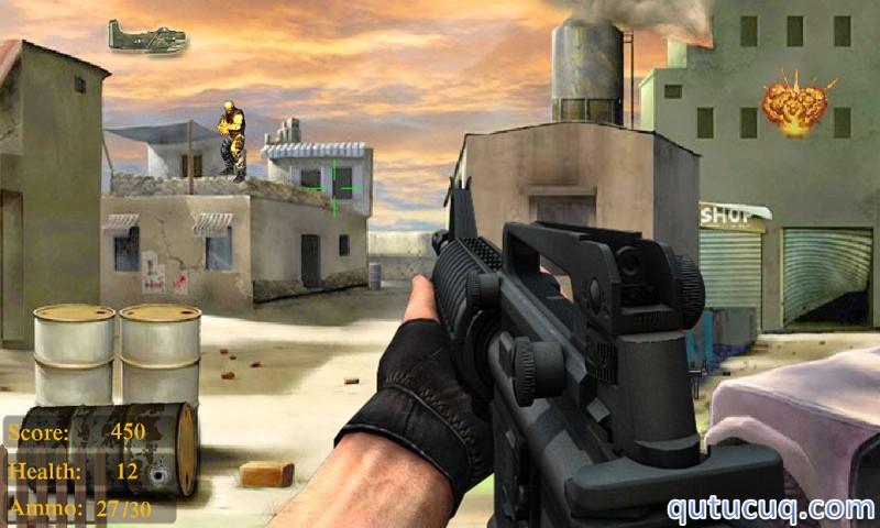 Super Sniper ekran görüntüsü