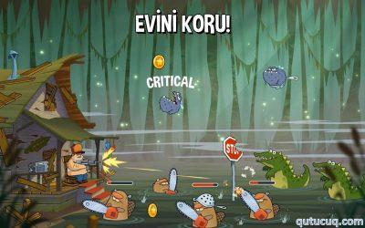 Swamp Attack ekran görüntüsü