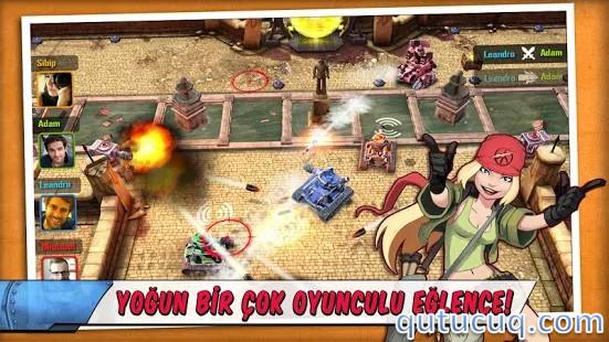 Tank Battles ekran görüntüsü