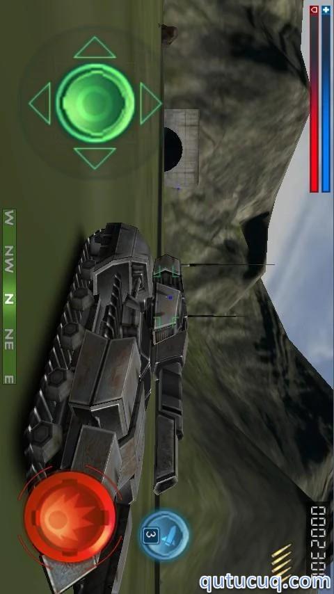 Tank Recon 3D ekran görüntüsü