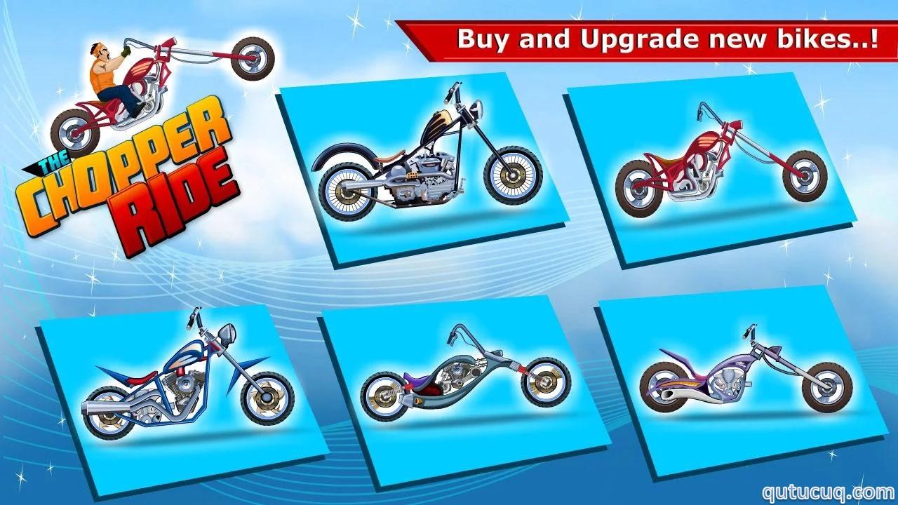 The Chopper Ride ekran görüntüsü