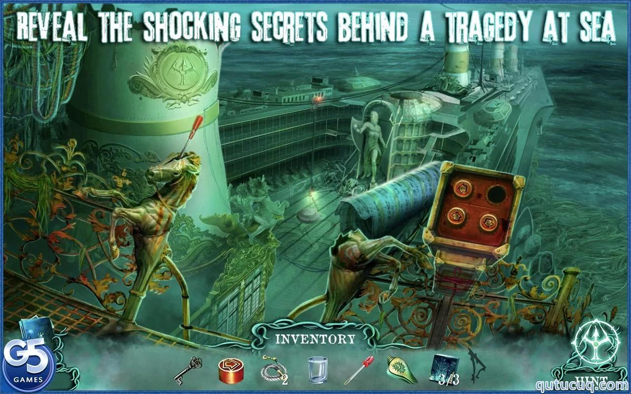 The Cursed Ship ekran görüntüsü