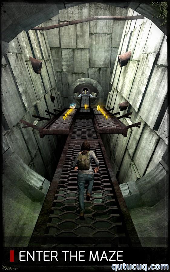 The Maze Runner ekran görüntüsü