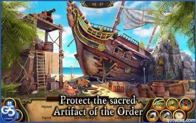 The Secret Society ekran görüntüsü