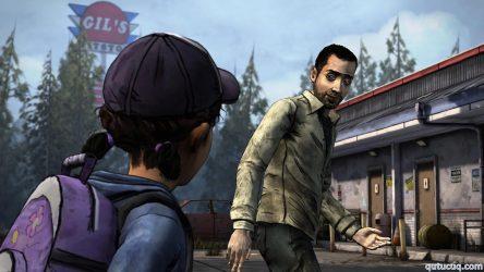 The Walking Dead: Season Two ekran görüntüsü