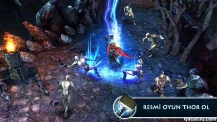 Thor: KD ekran görüntüsü