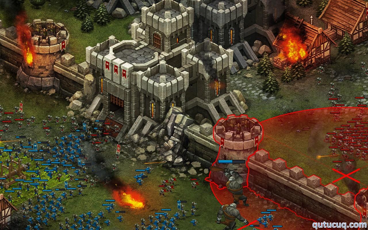 Throne Rush ekran görüntüsü