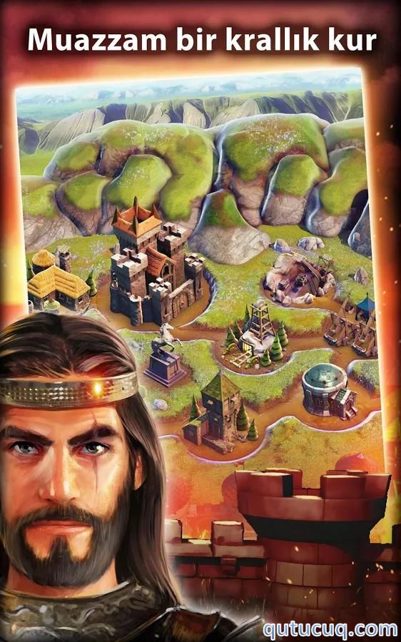 Throne Wars ekran görüntüsü