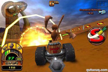 Tiki Kart 3D ekran görüntüsü
