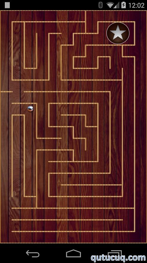 Tilt Labyrinth ekran görüntüsü